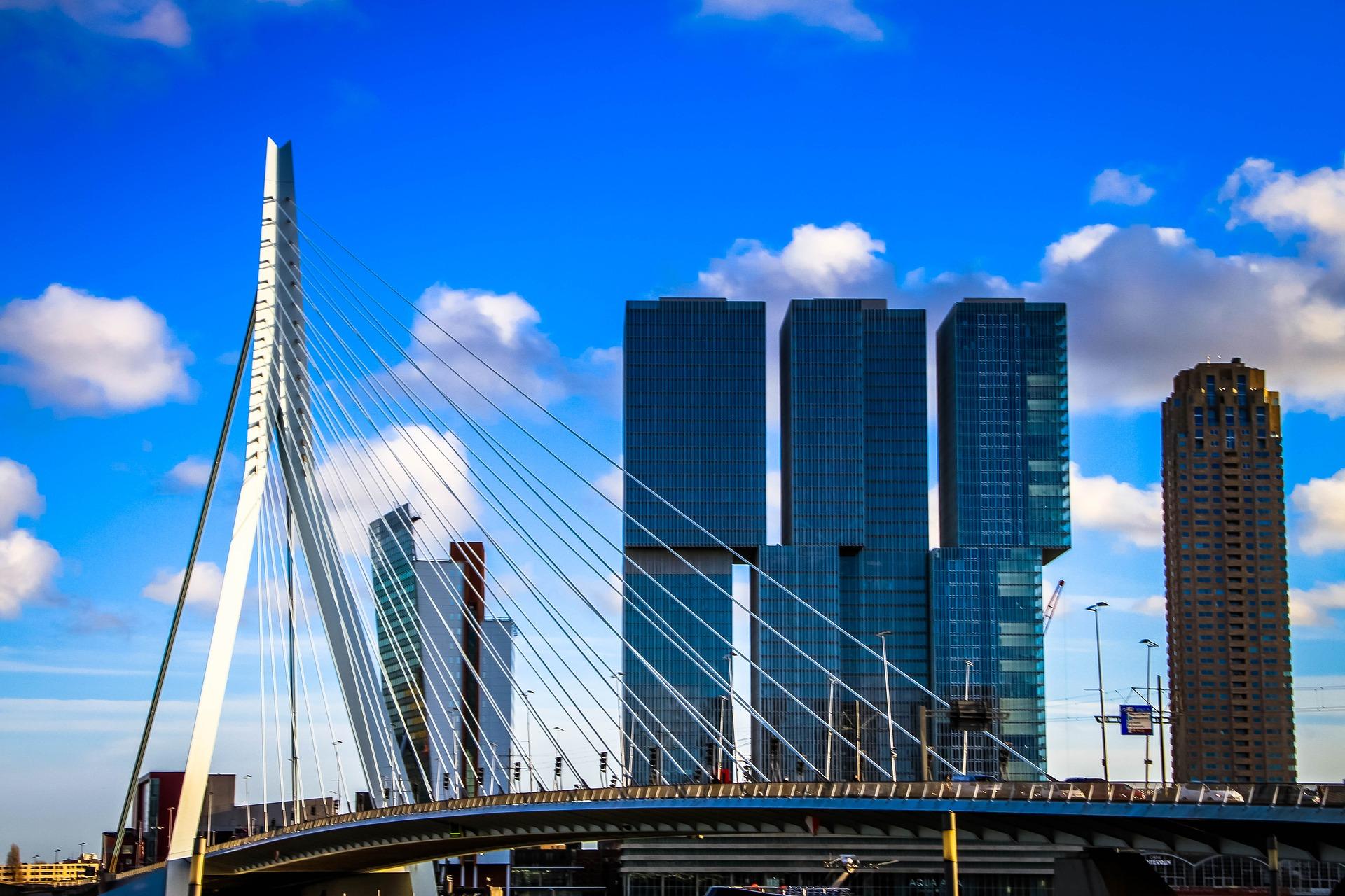 Onderhoud en beveiliging voor gemeente Rotterdam