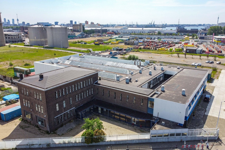 Steurgebouw: 100 jaar schone energie
