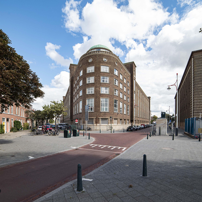 Hightech in Haagse Joseph Ledelstraat