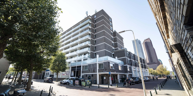 Renovatie Maasstraat te Den Haag