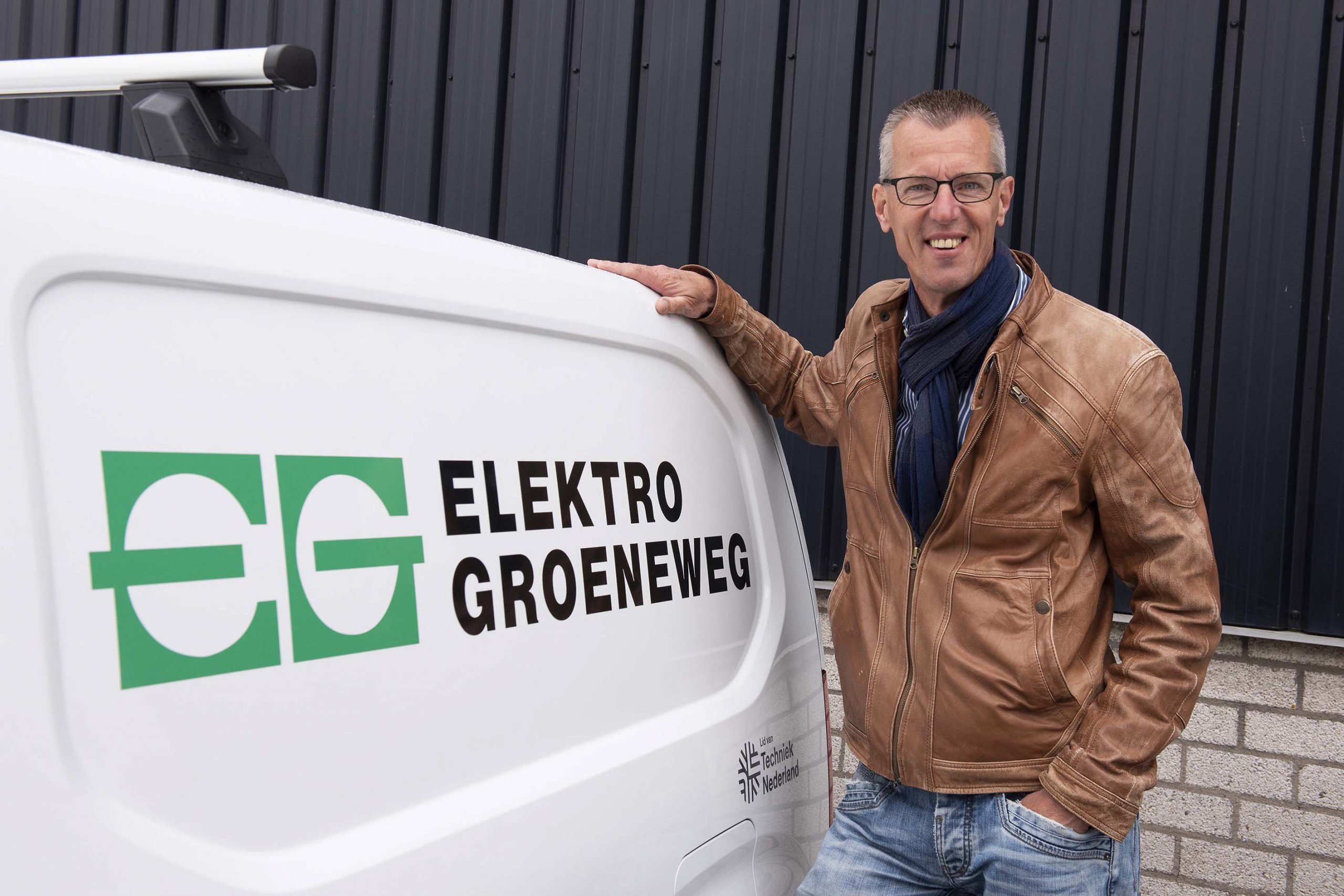 HR Manager Rogier van der Voort